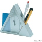 Triangle-Clock-&-Desk-Organiser-K1707-50