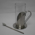 Glass-w-stainless-steel-holder-&-stirrer-cum-straw-NGS106-56