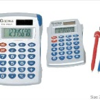 Calculator-with-pens-K2205-25