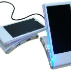 Foldable-Phone-Stand-w-4-Port-Hub-XUSB1204-104