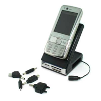 4-in-1-Mobile-Stand-(Silicon-gel-pad-Mobile-charger-Card-reader-USB-Port)-AMS0101-398