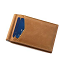 L0048-RFID PU Men Wallet with Money Clip (MOQ300-79)
