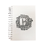 Ring Binded Hardcover Notebook (MOQ500-39)