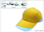 Heavy-Brush-Cotton-Cap-Yellow_White-K3001-35