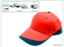 Heavy-Brush-Cotton-Cap-Red_Navy-K3001-35