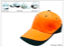 Heavy-Brush-Cotton-Cap-Orange_Black-K3001-35
