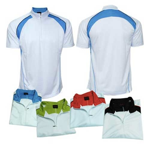 Customised polo tee shirts polo tee printing promotional for Dri fit collar shirts